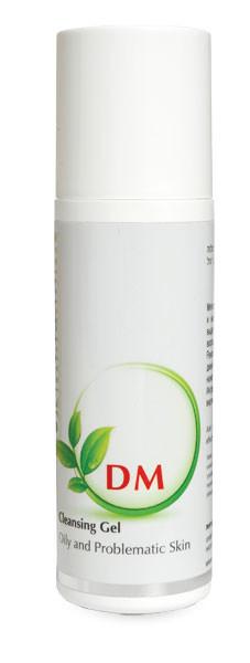 DM - очищающий гель для жирной и проблемной кожи Онмакабим  OnMacabim 200мл