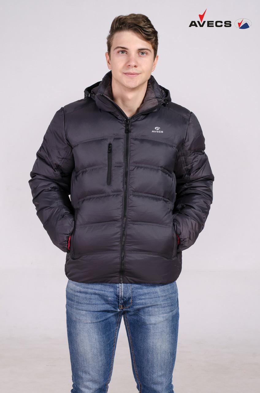 Куртка мужская пуховик зимняя Avecs Размеры 52