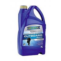 RAVENOL Outboardoel 2T Mineral (4 L)