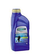 RAVENOL Outboardoel 4T SAE 10W-40 (1 L)