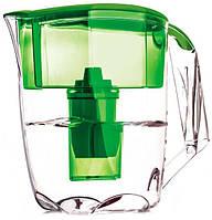 фильтр кувшин для воды «Максима»,зеленый