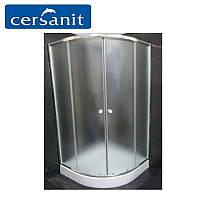 Душевая кабина Cersanit MITO GREY 90х90х180 с поддоном 14 см