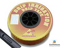 Капельная лента DRIP TAPE UCHKUDUK  1000м интервал 30см (1,4 литра/час, 7mil)
