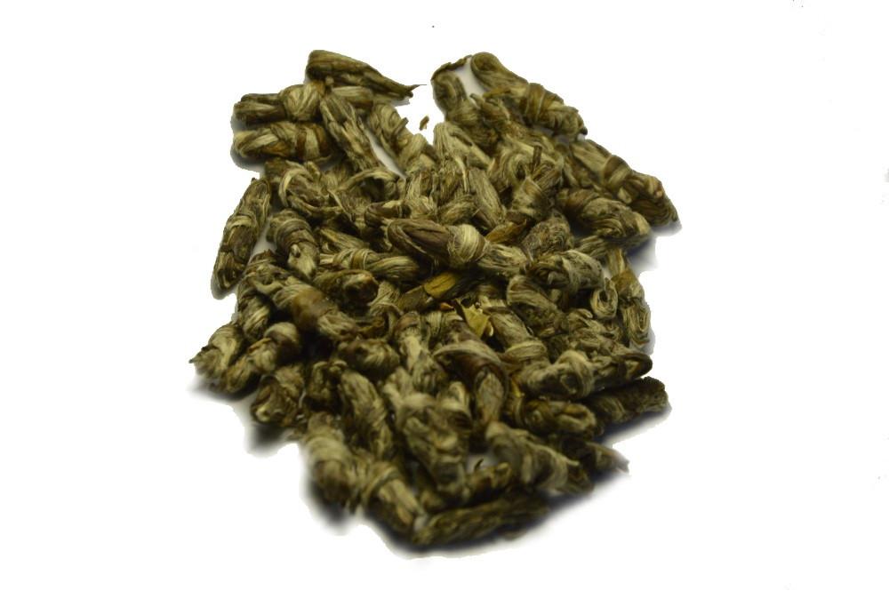 Китайский элитный чай Хуа Юй Де Жасминовая Нефритовая Бабочка