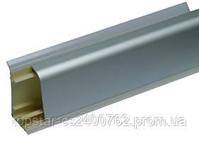 Отбортовка алюминиевая Scilm H=45 L=4000 алюм.