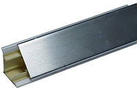 Отбортовка алюминиевая треугольная Scilm Н=30 L=4000 черный браш