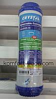 Картридж c активированным углем и KDF Crystal GACKDF-10