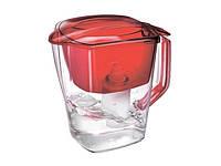Фильтр-кувшин для очистки воды «Барьер Grand» ,красный