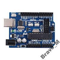 Arduino UNO ATmega328P ATmega16U2 + USB