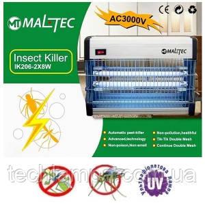 Уничтожитель насекомых Maltec 2x8W
