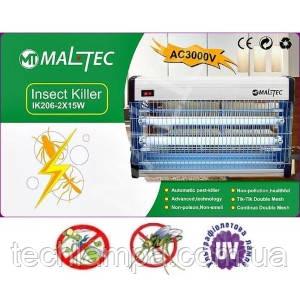 Уничтожитель насекомых Maltec 2x15W