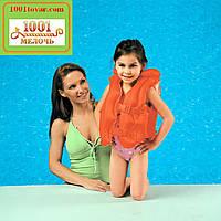 Жилет плавательный для малышей Intex 58671