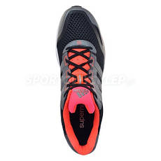 Кроссовки adidas supernova Glide 5 Running Black, фото 3