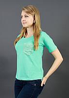 Элегантная женская футболка 1552