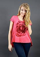 Красивая женская футболка 1551