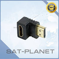 HDMI-переходник угловой Atcom