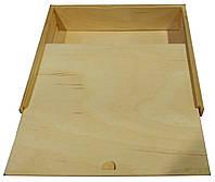 Деревянная коробка для игр Никитина 21х21х6см