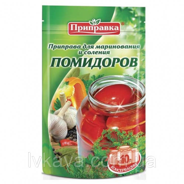 Приправа для маринования и соления помидоров , 45 гр