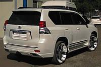 Бампер задний Toyota Prado 150  ELFORD