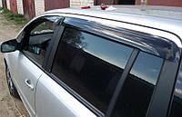 Дефлекторы окон (ветровики) OPEL Zafira B 2006-2012, фото 1