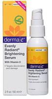 Осветляющая сыворотка Evenly Radiant и витамином С - Evenly Radiant Brightening Serum With Vitamin C, 60 мл