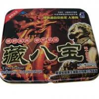 Натуральный препарат «Тибет Бабао »повышение потенции, продления полового акта (8 таблеток+8 шариков упаковка)
