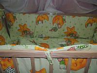 Комплект постельного белья детского 8 предметов