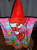 Полотенце-пончо с капюшоном Немо, фото 2