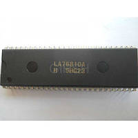Микросхема LA76810A DIP-54