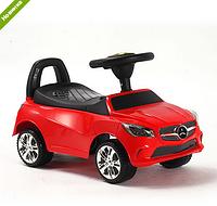 Каталка-толокар машинка Bambi Mercedes красная