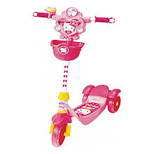 "Скутер-самокат «YaYa» ""Hello Kitty"" с тормозом"
