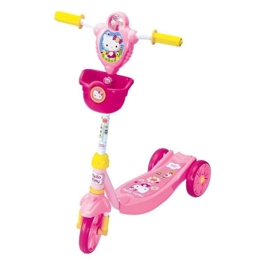 "Скутер-самокат «YaYa» ""Hello Kitty"", YaYa (Y8090)"