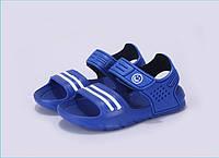 Детские синие сандали пенка Sport 26 р