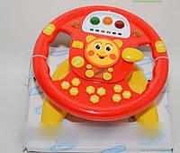 Puzzle toys abero Игровая панель руль на присосках 513
