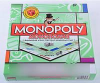 Настольная игра Монополия Рус (новая версия) Hasbro (реплика)