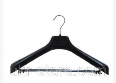 Плечики-вешалка с широкой перемычкой - 38 см