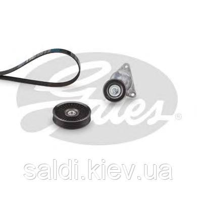Поликлиновой ременный комплект Aveo GATES K026PK1873 Киев