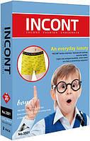 Детские боксёры х/б Incont, 2-10 лет, 3501