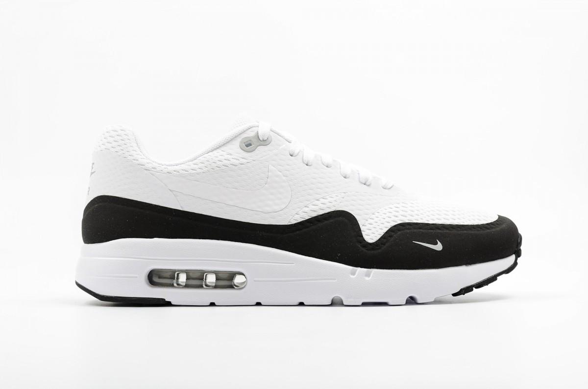 73eb93bd Мужские кроссовки Nike Air Max 1 Ultra Essential (Артикул: 819476-101) -