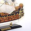 Модель корабля парусник Le Soleil Royal 30 см С23-3, фото 2