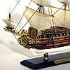 Модель корабля парусник Le Soleil Royal 30 см С23-3, фото 3