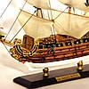 Модель корабля парусник Le Soleil Royal 30 см С23-3, фото 4