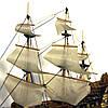 Модель корабля парусник Le Soleil Royal 30 см С23-3, фото 5