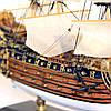 Модель корабля парусник Le Soleil Royal 30 см С23-3, фото 7