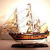 Модель корабля Bounty 45 см С21-1, фото 2