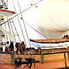 Модель корабля Bounty 45 см С21-1, фото 5