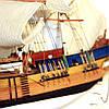 Модель корабля Bounty 45 см С21-1, фото 6