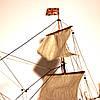 Модель корабля Bounty 45 см С21-1, фото 9