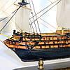 Модель корабля парусник Victory 30 см С27-3, фото 5