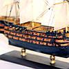 Модель корабля парусник Victory 30 см С27-3, фото 7
